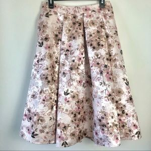 Lauren Conrad runway skirt, size 12, full midi